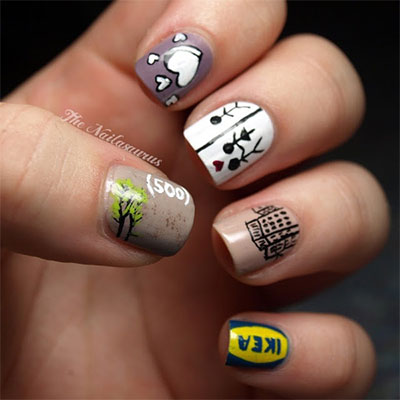 15-Pretty-Cool-Summer-Nail-Art-Designs-Ideas-Trends-Stickers-2014-10