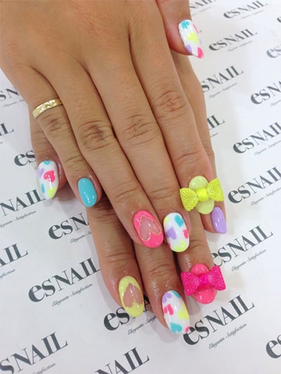 15-Pretty-Cool-Summer-Nail-Art-Designs-Ideas-Trends-Stickers-2014-4