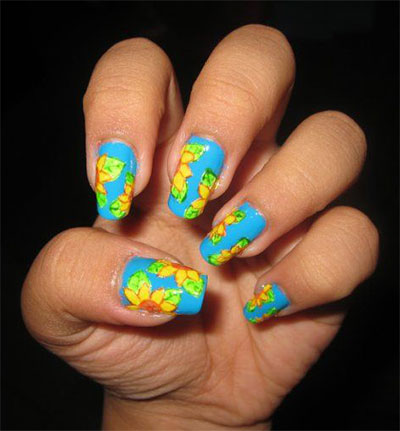 15-Pretty-Cool-Summer-Nail-Art-Designs-Ideas-Trends-Stickers-2014-6