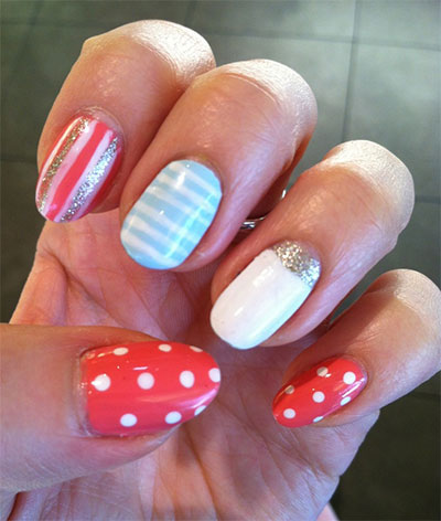 15-Pretty-Cool-Summer-Nail-Art-Designs-Ideas-Trends-Stickers-2014-7