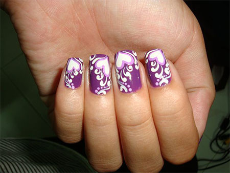 100-Best-Acrylic-Nail-Art-Designs-Ideas-Trends-Stickers-Wraps-2014-17