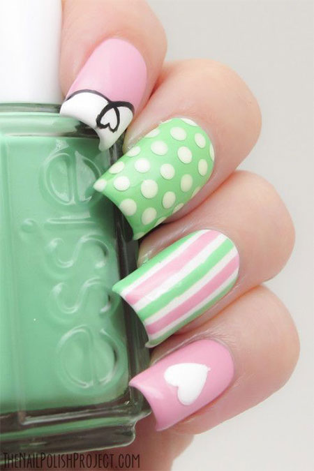 100-Best-Acrylic-Nail-Art-Designs-Ideas-Trends-Stickers-Wraps-2014-23