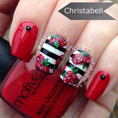 100-Best-Acrylic-Nail-Art-Designs-Ideas-Trends-Stickers-Wraps-2014-33