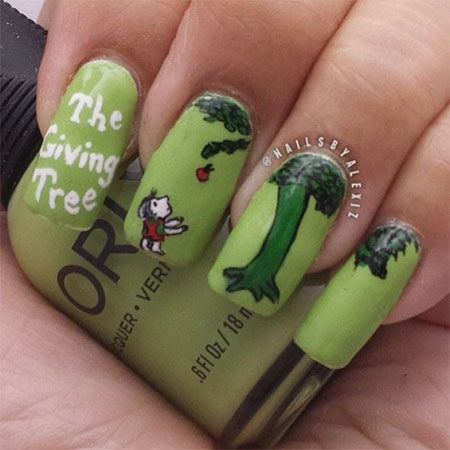 100-Best-Acrylic-Nail-Art-Designs-Ideas-Trends-Stickers-Wraps-2014-34