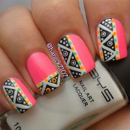 100-Best-Acrylic-Nail-Art-Designs-Ideas-Trends- - 100+ Best Acrylic Nail Art Designs, Ideas ,Trends, Stickers