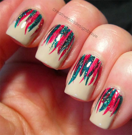 100-Best-Acrylic-Nail-Art-Designs-Ideas-Trends-Stickers-Wraps-2014-44