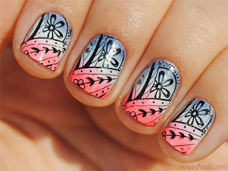 100-Best-Acrylic-Nail-Art-Designs-Ideas-Trends-Stickers-Wraps-2014-45