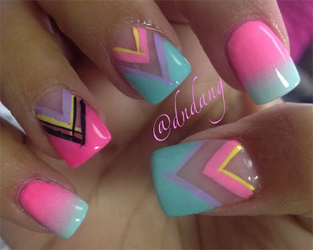 100-Best-Acrylic-Nail-Art-Designs-Ideas-Trends-Stickers-Wraps-2014-46