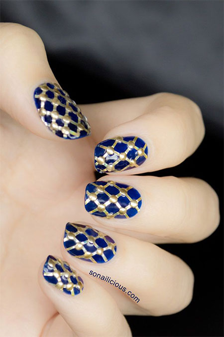 100-Best-Acrylic-Nail-Art-Designs-Ideas-Trends-Stickers-Wraps-2014-48