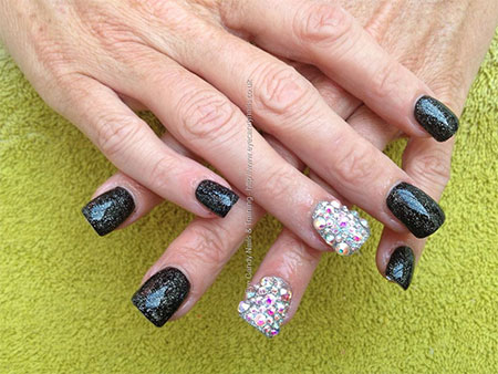 100-Best-Acrylic-Nail-Art-Designs-Ideas-Trends-Stickers-Wraps-2014-57