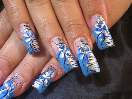 100-Best-Acrylic-Nail-Art-Designs-Ideas-Trends-Stickers-Wraps-2014-6