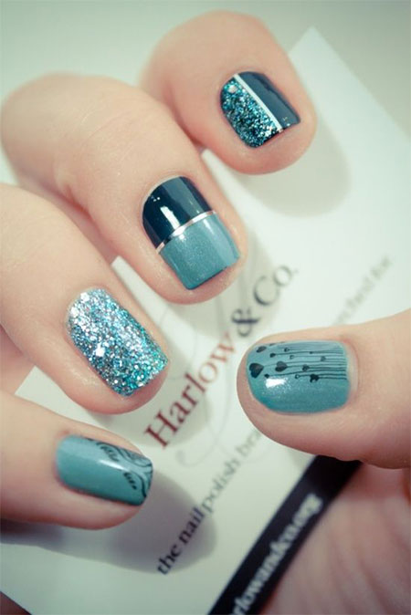 100-Best-Acrylic-Nail-Art-Designs-Ideas-Trends-Stickers-Wraps-2014-67