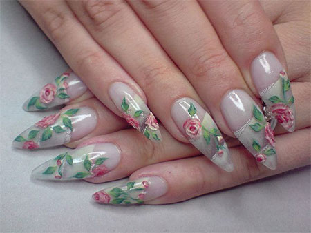100-Best-Acrylic-Nail-Art-Designs-Ideas-Trends-Stickers-Wraps-2014-7