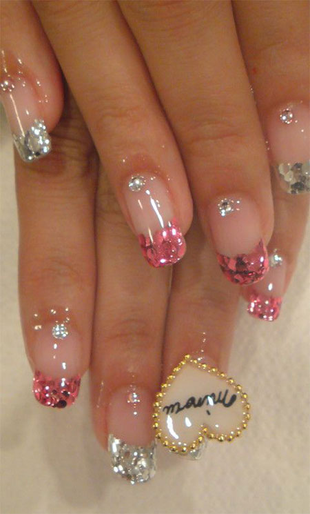 100-Best-Acrylic-Nail-Art-Designs-Ideas-Trends-Stickers-Wraps-2014-79