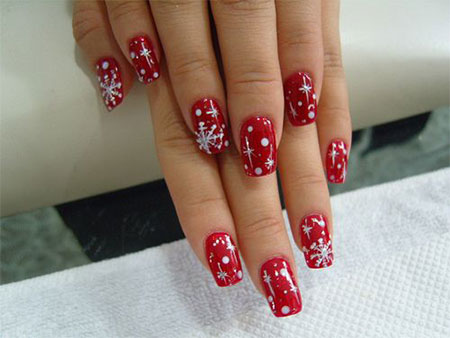 100-Best-Acrylic-Nail-Art-Designs-Ideas-Trends-Stickers-Wraps-2014-8