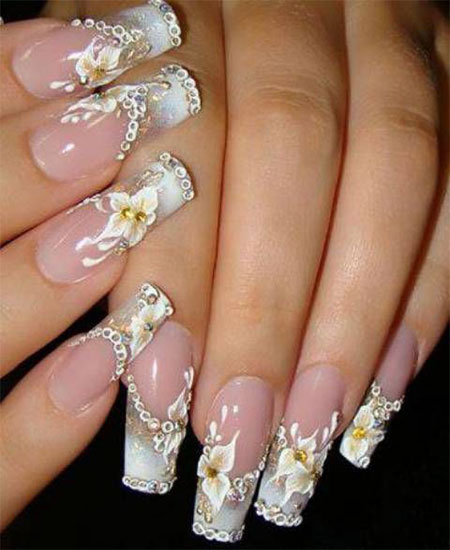 100 best acrylic nail art designs ideas trends stickers 100 best acrylic nail art designs ideas trends prinsesfo Choice Image