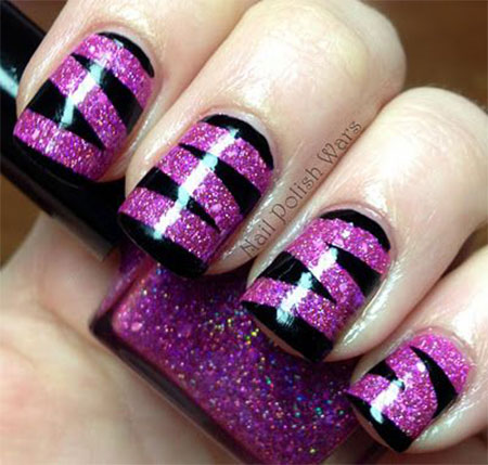 100-Best-Acrylic-Nail-Art-Designs-Ideas-Trends-Stickers-Wraps-2014-88