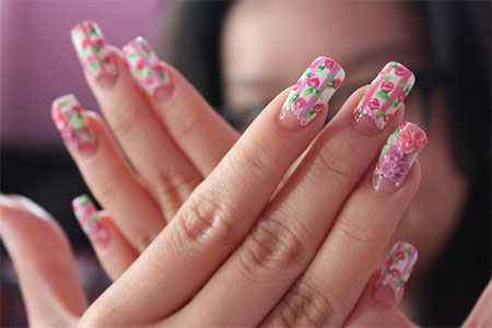 100-Best-Acrylic-Nail-Art-Designs-Ideas-Trends-Stickers-Wraps-2014-9