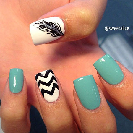 100-Best-Acrylic-Nail-Art-Designs-Ideas-Trends-Stickers-Wraps-2014-97