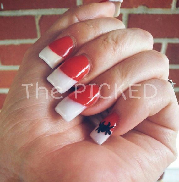 100+ Best Acrylic Nail Art Designs, Ideas ,Trends, Stickers & Wraps 2016 10