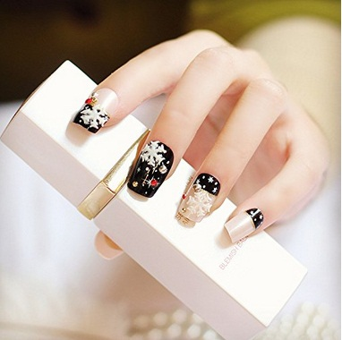 100+ Best Acrylic Nail Art Designs, Ideas ,Trends, Stickers & Wraps 2016 12
