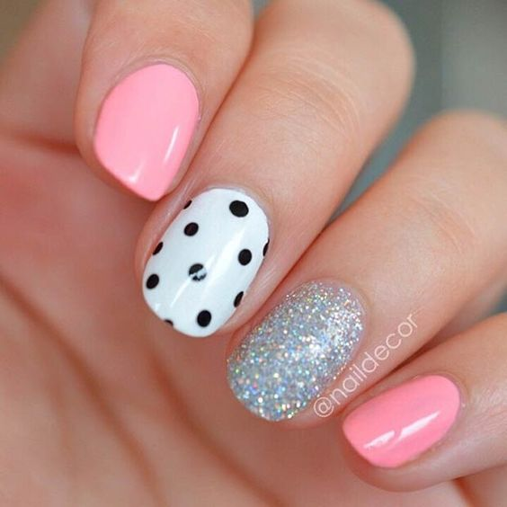 100 Cool Nail Art Designs | Splendid Wedding Company