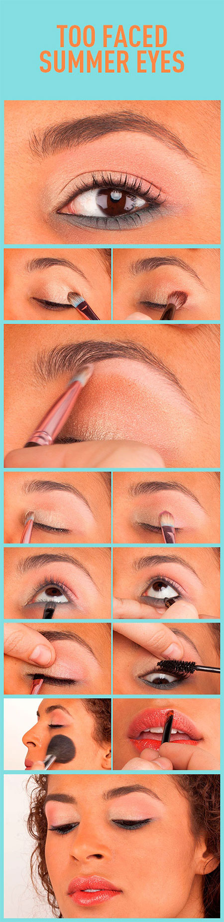 12-Simple-Summer-Eye-Make-Up-Tutorials-2014-For-Beginners-Learners-5