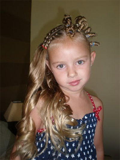 15 4th Of July Hairstyles For Littlegirls Amp Teens 2014