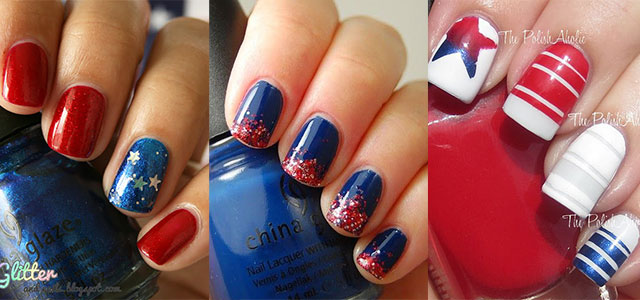 15 easy 4th of july nail art designs ideas trends 2014 15 easy 4th of july nail art designs ideas trends 2014 fourth of july nails girlshue prinsesfo Gallery