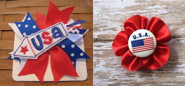 20-Fourth-Of-July-Hairclips-For-Kids-Girls-4th-Of-July-Hair-Accessories