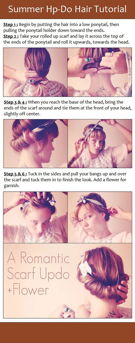 25-Fun-Quick-Spring-Summer-Hairstyle-Tutorials-2014-For-Girls-Women-18