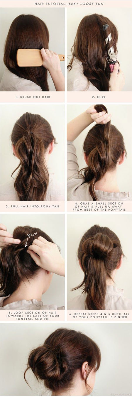 25-Fun-Quick-Spring-Summer-Hairstyle-Tutorials-2014-For-Girls-Women-19