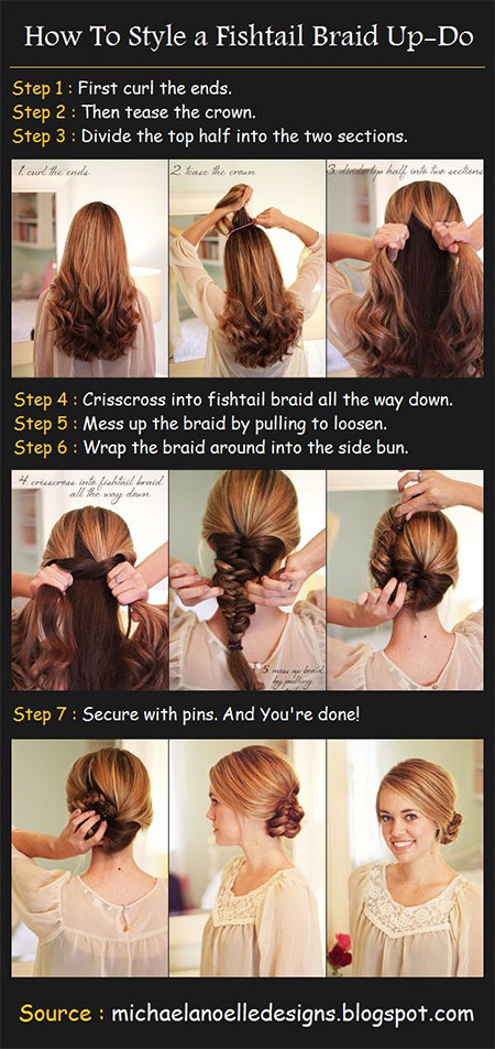 25-Fun-Quick-Spring-Summer-Hairstyle-Tutorials-2014-For-Girls-Women-2