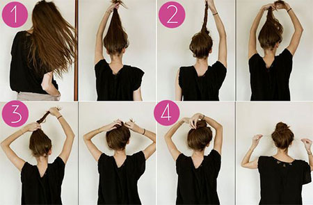 Marvelous 25 Fun Amp Quick Spring Amp Summer Hairstyle Tutorials 2014 For Hairstyles For Women Draintrainus