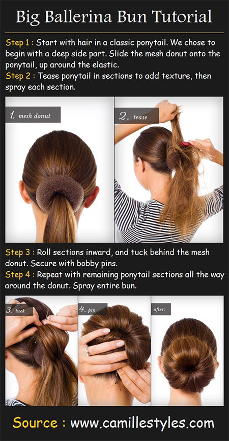 25-Fun-Quick-Spring-Summer-Hairstyle-Tutorials-2014-For-Girls-Women-4