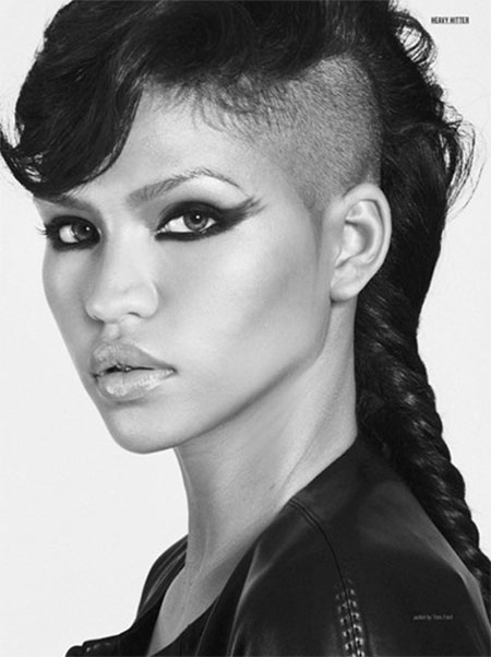 Incredible 30 New One Sided Shaved Hairstyles Amp Haircuts For Girls Amp Women Hairstyle Inspiration Daily Dogsangcom
