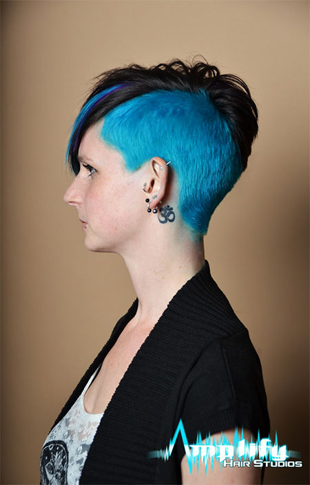 Sensational 30 New One Sided Shaved Hairstyles Amp Haircuts For Girls Amp Women Short Hairstyles For Black Women Fulllsitofus