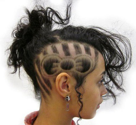 Terrific 30 New One Sided Shaved Hairstyles Amp Haircuts For Girls Amp Women Short Hairstyles For Black Women Fulllsitofus