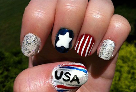 Fourth-Of-July-Nail-Art-Designs-Ideas-Trends-Stickers-4th-Of-July-Nails-22
