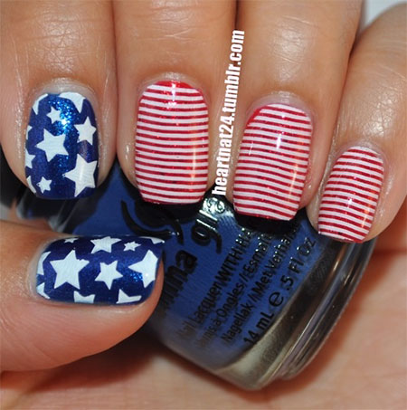 Fourth-Of-July-Nail-Art-Designs-Ideas-Trends-Stickers-4th-Of-July-Nails-3