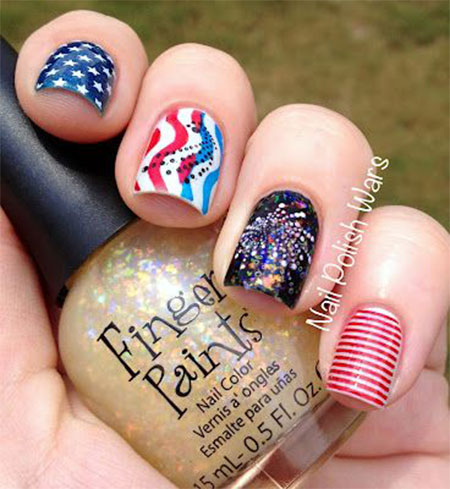 Fourth-Of-July-Nail-Art-Designs-Ideas-Trends-Stickers-4th-Of-July-Nails-7