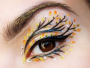 15-Fall-Eye-Make-Up-Looks-Styles-Ideas-2014-For-Girls-10