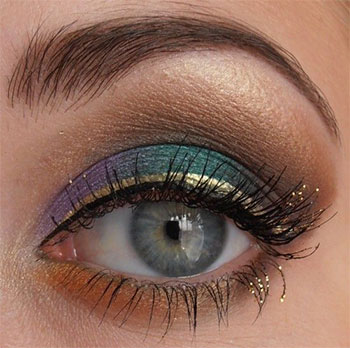 15-Fall-Eye-Make-Up-Looks-Styles-Ideas-2014-For-Girls-11