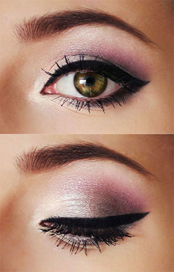 15-Fall-Eye-Make-Up-Looks-Styles-Ideas-2014-For-Girls-15