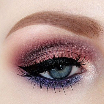 15-Fall-Eye-Make-Up-Looks-Styles-Ideas-2014-For-Girls-3
