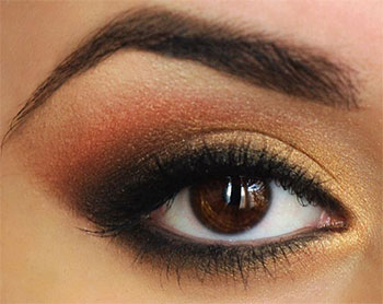 15-Fall-Eye-Make-Up-Looks-Styles-Ideas-2014-For-Girls-4