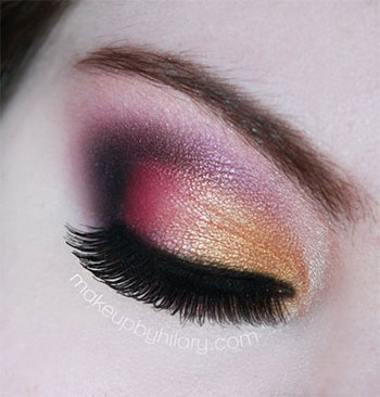 15-Fall-Eye-Make-Up-Looks-Styles-Ideas-2014-For-Girls-5