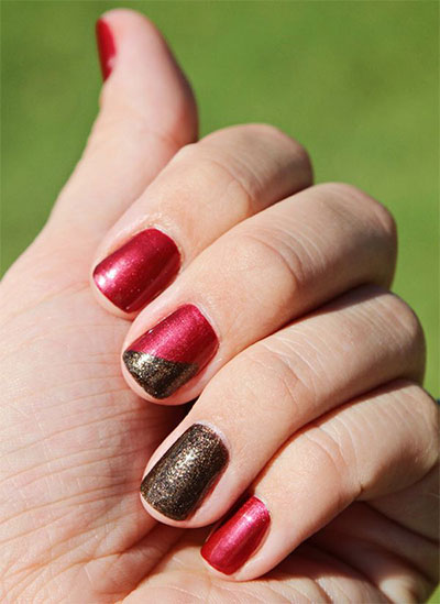 25-Easy-Fall-Nail-Art-Designs-Ideas-Trends-Stickers-2014-Fall-Nails-13