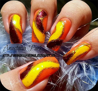 25-Easy-Fall-Nail-Art-Designs-Ideas-Trends-Stickers-2014-Fall-Nails-16