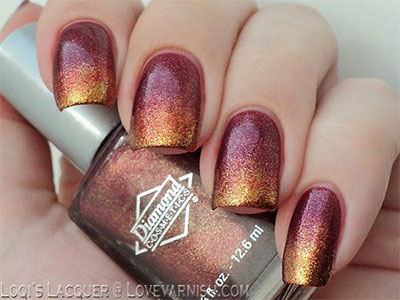 25-Easy-Fall-Nail-Art-Designs-Ideas-Trends- - 25 Easy Fall Nail Art Designs, Ideas, Trends & Stickers 2014